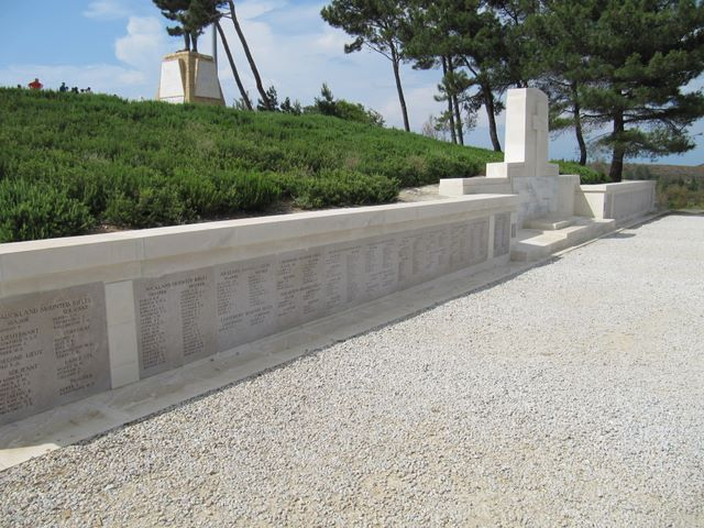 Memorials and Monuments on the Isle of Wight - Chunuk Bair ...
