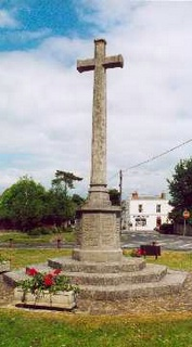 Bembridge : War Memorial : 2001