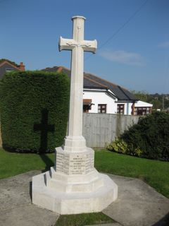Binstead War Memorial