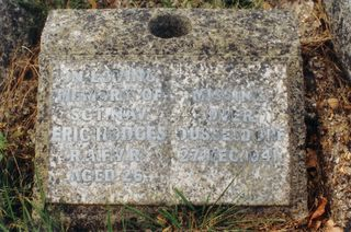 Northwood Cemetery (Cowes) : E F E Hodges