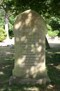 Northwood Cemetery (Cowes) : M E Lucas