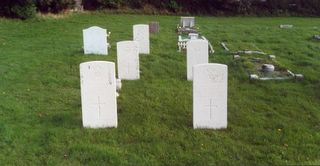 Northwood Cemetery WW II burials