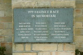 Cowes Holy Trinity : Fastnet Race Memorial