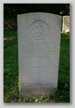 East Cowes Cemetery : E A Riddell