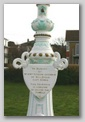 East Cowes : Shedden memorial fountain