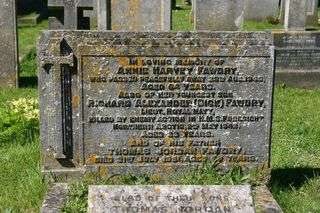 Ryde Borough Cemetery : R A Fawdry