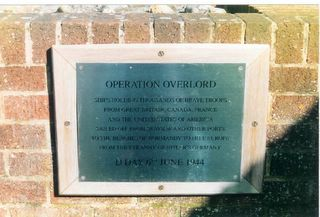 Operation Overlord memorial