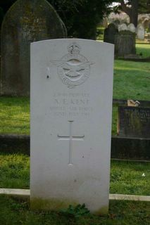Shanklin Cemetery : Albert Edward Kent