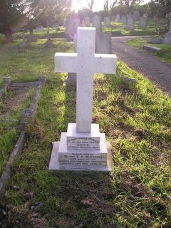 Ventnor Cemetery : Ernest Frank McGonnell