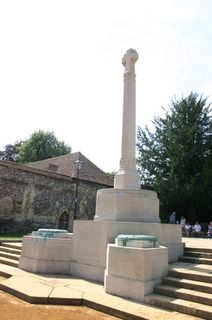 Hampshire & Isle of Wight War memorial